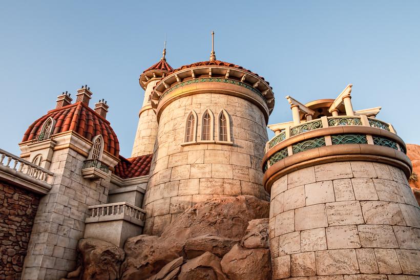 Disney's Fantasyland: Eric's Castle