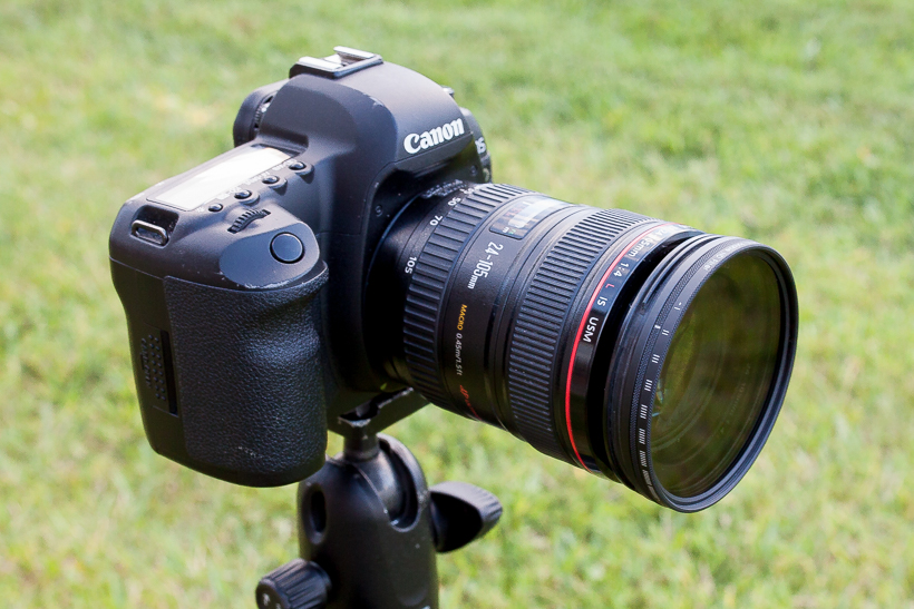 Syrp Variable ND filter review photo