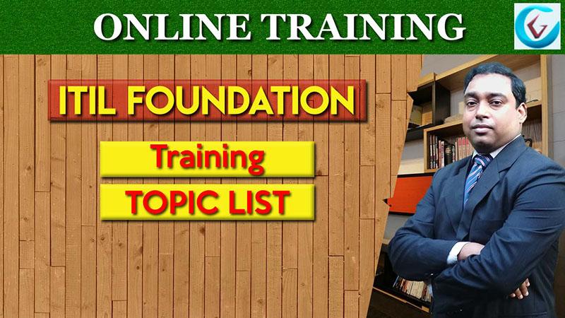 Free Itil Training Itil V3 Foundation Online Training Certguidance