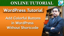 Add buttons in WordPress without Shortcode thumb