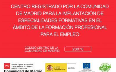 certificado profesionalidad madrid