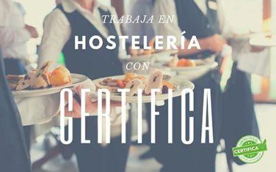 El sector hostelero emplea en España a casi dos millones de personas