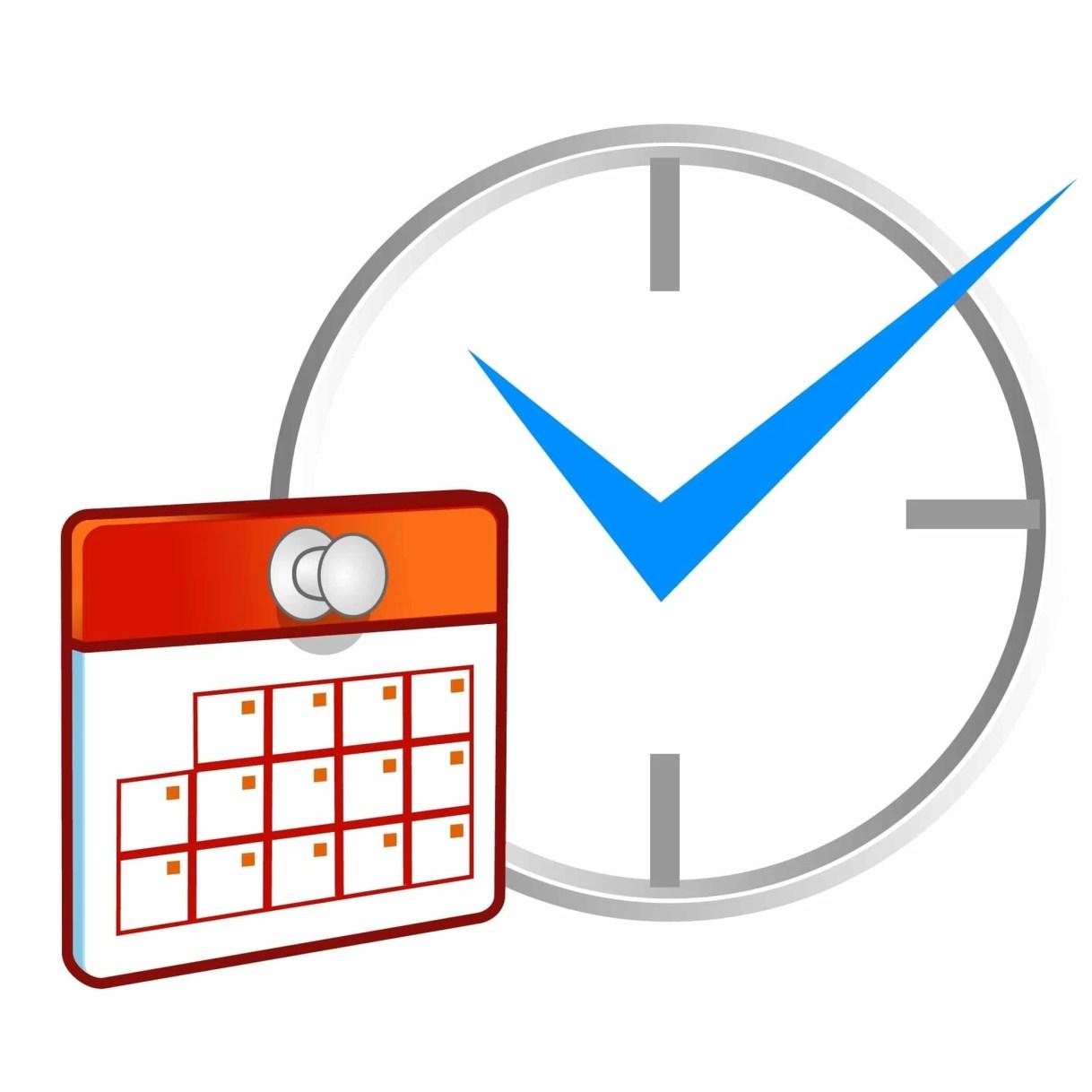 schedule Curso Online