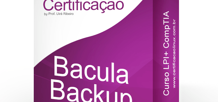 curso de backup com bacula