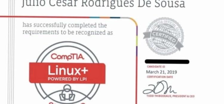 Por que obter uma certificação em linux?