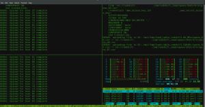 facebook-Linked_Image___tmux-panes Dicas do Certificação Linux