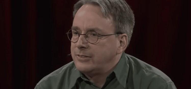 A Mente por trás do Linux