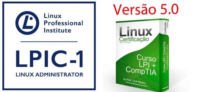 LPIC-1 Versão 5.0