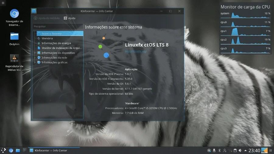 linuxfx-8-0-distro-linux-brasileira Lançado Linux Brasileiro baseado no Ubuntu com KDE