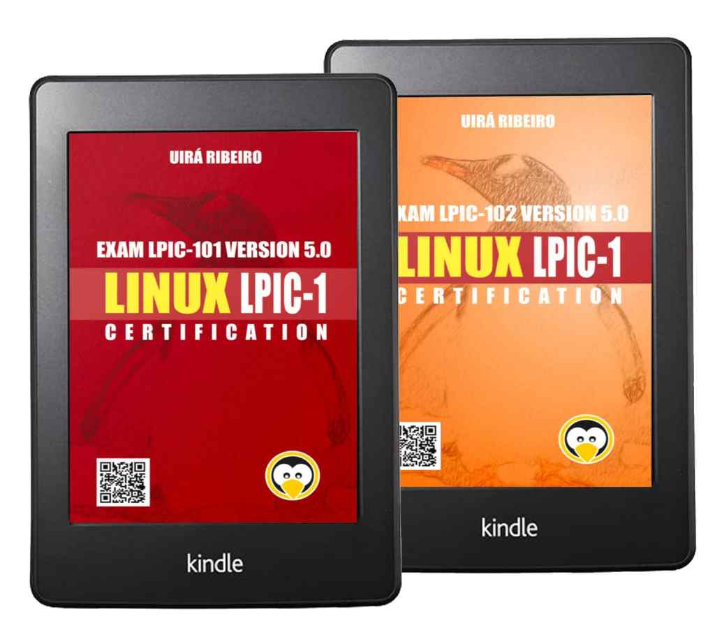combo-ingles Book Linux Certification for LPIC-1