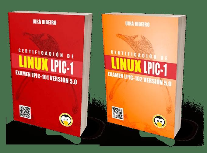2_livros Como se preparar para o exame LPI