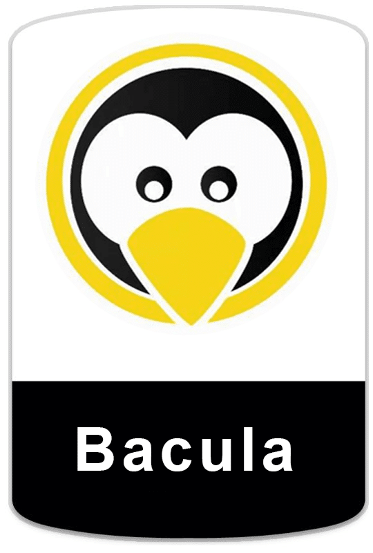 badge-linux-bacula Cursos