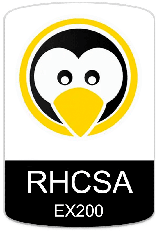 badge-linux-rhcsa Cursos