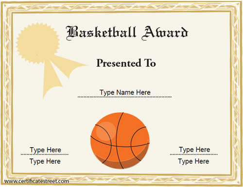 Basketball certificate template for word gallery certificate certificate templates for word basketball certificate templates for word yadclub gallery yadclub Choice Image