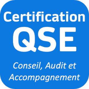 Certification QSE