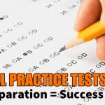 Water operator certification practice test