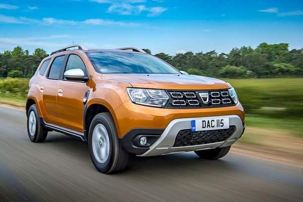 SUV Dacia Duster 2020