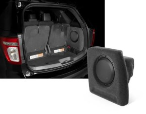 Custom Fit Sub-woofer Enclosure for 2011+ Ford Explorer