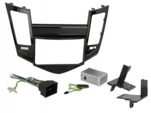 Chevy Cruze Dash Kit with Parts