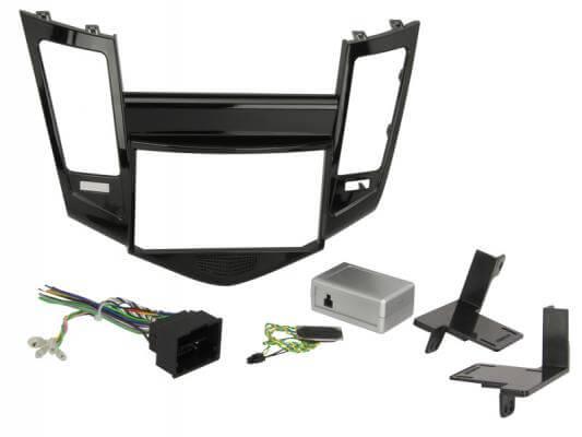Chevy Cruze Dash Kit - Radio Replacement Kit, 2011