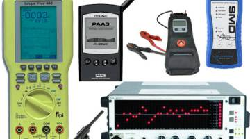 Car Stereo Installation Test Equipment