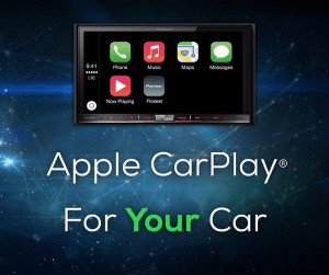 Our CarPlay ready radios are the aftermarket solution to adding Apple's CarPlay to the vehicle you already own.