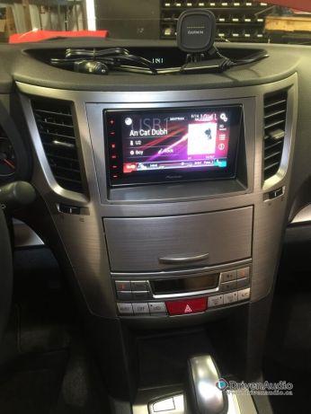 Outback Apple CarPlay