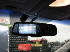 Santa Fe Backup Camera