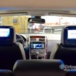 Mazda CX-9 Entertainment