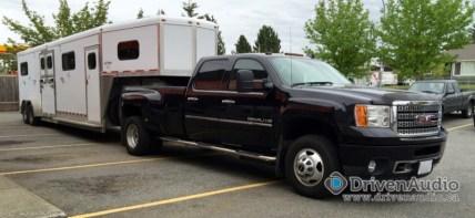 horse trailer camera
