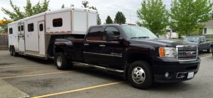 Horse Trailer Camera System for Abbotsford Client