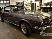 1965 Ford Mustang Audio System Upgrade
