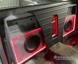 Abbotsford Client Gets Chevy Silverado Custom Audio System