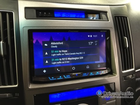 Veracruz Android Auto