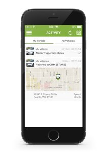 Use Your Smartphone To Control Your Vehicle