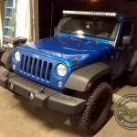 Jeep Wrangler Restyle