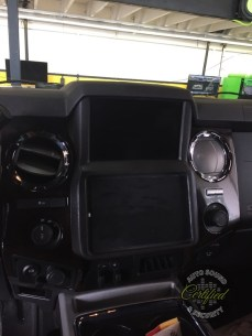 Ford F-350 Audio