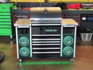 Chilliwack Client Gets Awesome BBQ Grill Audio System