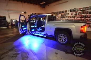 GMC Sierra 1500 Lighting