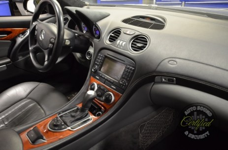 Mercedes Benz SL55 Radio