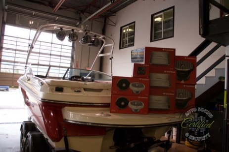 Monterey Rockford Marine Audio