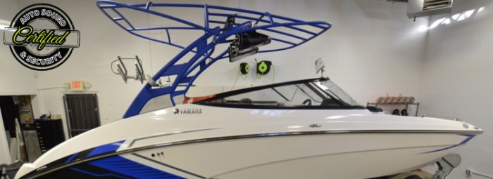 Yamaha 242X Audio