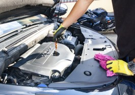 Car Maintenance 101 How To Tell If You Need An Oil Change Car Repair Information From
