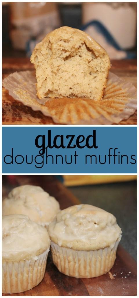 glazed-doughtnut-muffins