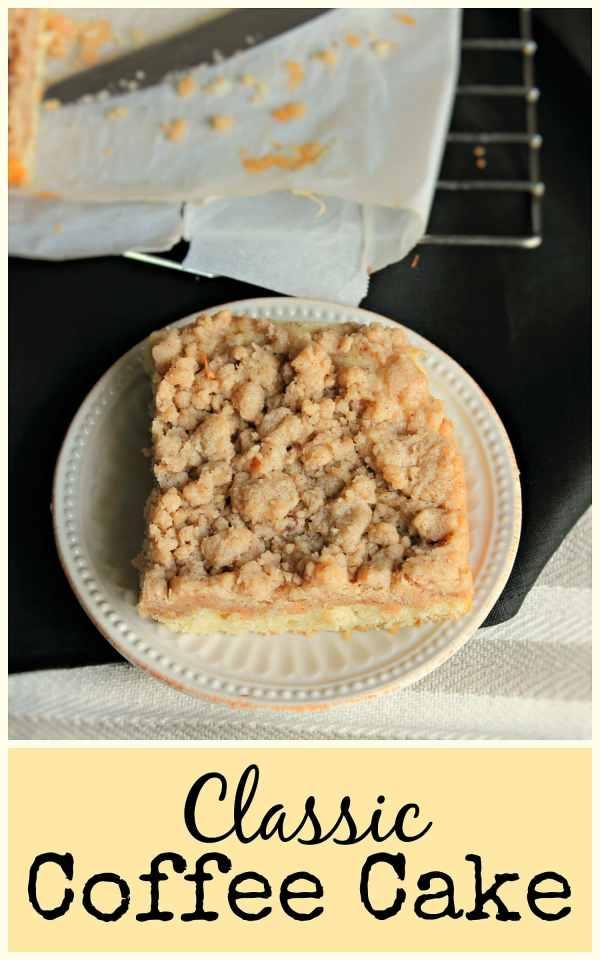 Classic Crumb Cake | CPA: Certified Pastry Aficionado