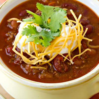 Simple, Classic Chili