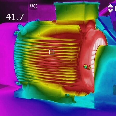 termovízne meranie