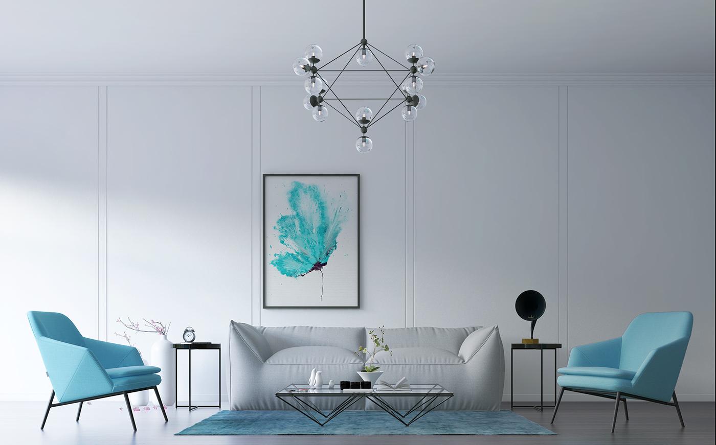 3d Furniture Rendering Services