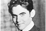 Federico García Lorca. Granada, 1919. Fotografía de Rogelio Robles Romero-Saavedra. Colección Fundación Federico García Lorca.