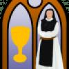 Abbaye authentique 100X100